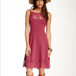 "Free people ""forget me not"" dress"